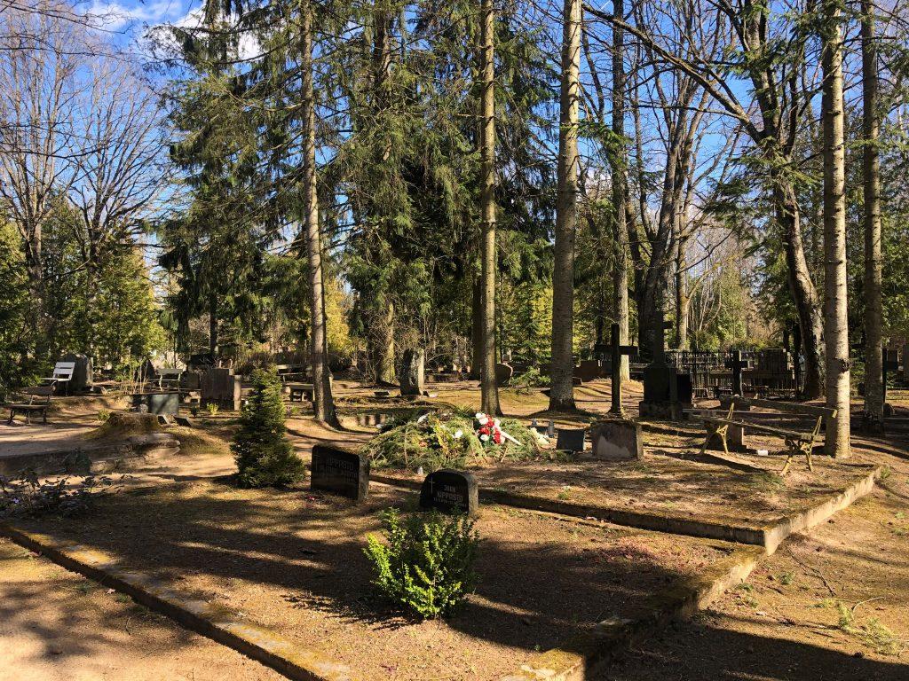 Tartu Raadi kalmistu