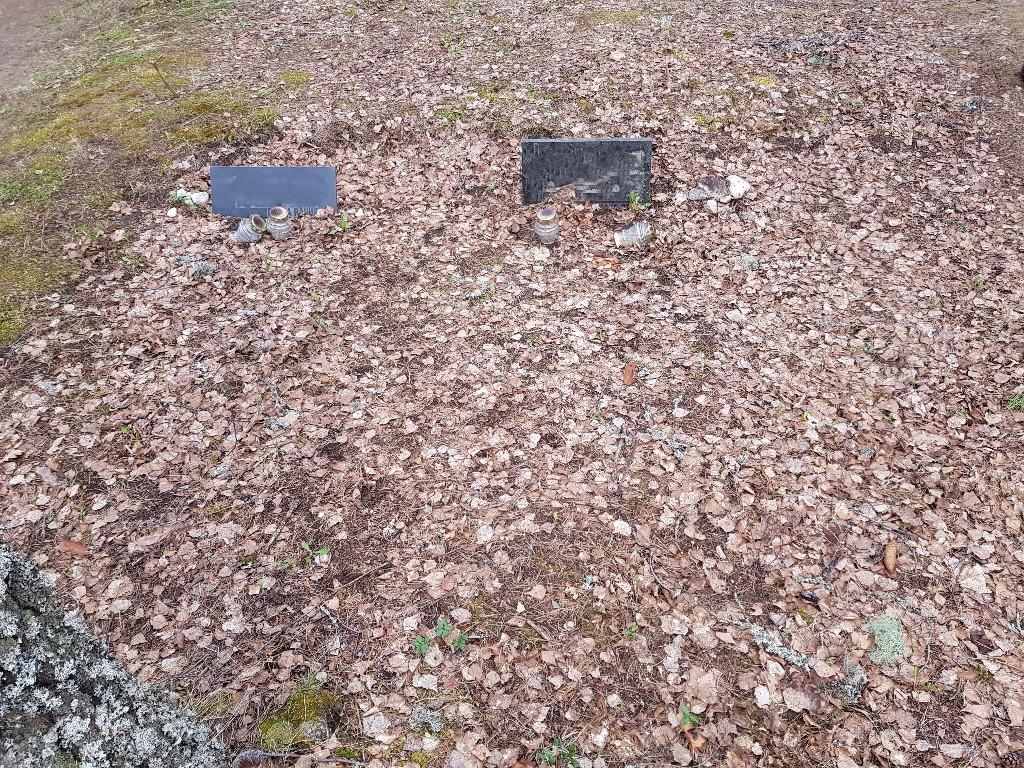 Renoveerimine Aegviidu kalmistul ENNE foto